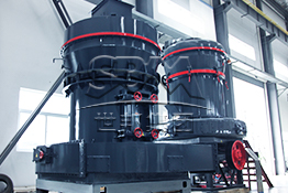 MTM中速梯形磨粉机(雷蒙磨)